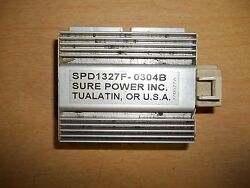 Sure Power SPD1327F 0304B Low Voltage Disconnect *FREE SHIPPING* $49.99