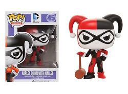 Funko Pop Heroes: DC Comics - Harley Quinn with Mallet Vinyl Figure Item #3638