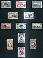 FALKLAND 1933 Centenary FULL MNH** EXCEPTIONAL SET - GOLDEN PHOTOCERT. RAYBAUDI
