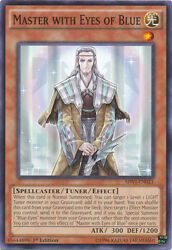 x3 Master with Eyes of Blue SHVI EN021 Common 1st Edition Yu Gi Oh M NM $1.80