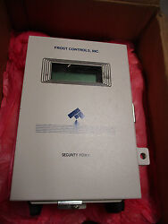 Frost Controls SF2-240 Security Force Light Curtain System- NEW