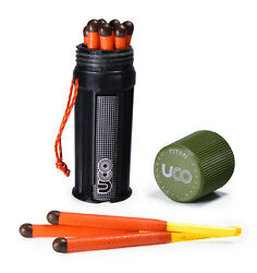 UCO Titan Stormproof Match Kit camping emergency survival waterproof matches NEW