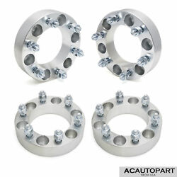4X WHEEL SPACERS ADAPTERS 1.5''¦ 6X5.5  FIT TACOMA  4RUNNER ONLY 6 LUGS
