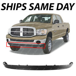 NEW Lower Front Bumper Air Deflector for 2002 2009 Dodge RAM 1500 2500 3500 $57.45