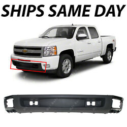 NEW Lower Front Bumper Air Deflector Valance for 2007-2013 Chevy Silverado 1500 $52.79