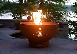 Fire Pit Art Navigator Fire Pit Electronic Ignition Natural Gas New