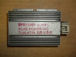 Sure Power SPD1326F 0399C Low Voltage Disconnect Regulator *FREE SHIPPING* $46.99