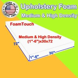 High and Medium Density #FoamTouch Upholstery Foam size (1-6)