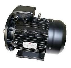 37KW 4 POLE B35 3 PHASE 415V ELECTRIC MOTOR 37.043TECCB35 Free UK