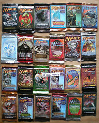 MTG BOOSTER PACK  x1 Brand new factory sealed        listing 1 of 2 $19.99