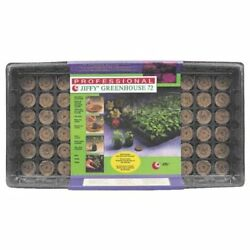 Seed Greenhouse Professional Starter Kit Jiffy Plant Cell Peat Pellet Indoor