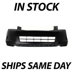 NEW Primered Front Bumper Cover for 2008 2009 2010 Honda Accord Sedan 08 10 $94.99