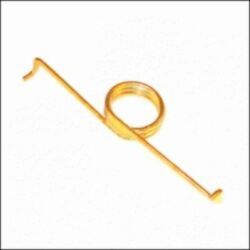 NEW GENUINE OEM TORO PART #51 4380 LH TORSION SPRING FOR COMMERCIAL LAWN MOWERS $14.08