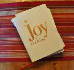 THE JOY OF COOKING! HUGE Hardcover BOOK FREE SHIP Irma Rombauer Marion Becker