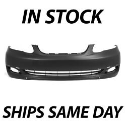 NEW Primered - Front Bumper Cover for 2005 2006 2007 2008 Toyota Corolla S XRS $90.72