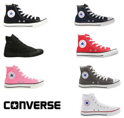 CONVERSE ALL COLORS HI CHUCK TAYLOR ALL STAR KIDS GIRLS BOYS YOUTH ORG $39.99