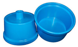 FeatherSmart Large Bird Parrot Replacement Feeder Cup Bowl $7.99