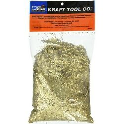 Kraft Tool Ceiling Glitter Gold 1lb. Container $14.89