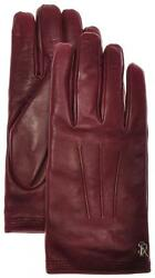 Stefano Ricci Gloves Handmade Leather Cashmere Lined Size 9 Red 13GL0107 $745