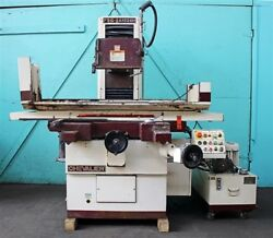 """Chevalier FSG-2A1224H 12"""" x 24"""";  2-Axis Semi-Automatic Surface Grinder"""