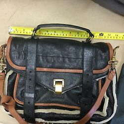 NEW! 2650$ Proenza Schouler PS1 medium shearling ONLY ONE FOR SALE ONLINE!