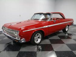 1964 Plymouth Fury  426 STREET WEDGE 4 SPD HURST SHIFT VERY NICE PAINTINTERIOR VERY CLEAN A++!