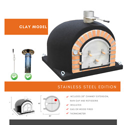 Wood fired  pizza oven -  Commercial Pizza Oven
