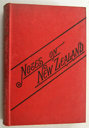 1892 NEW ZEALAND EMIGRATION CLIMATE AGRICULTURE MINING MINERALS WOOL INDUSTRY