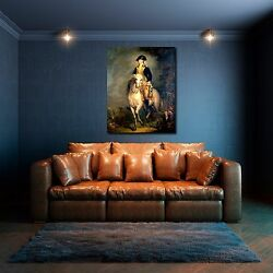George Washington Rembrandt Painting Giclee Canvas Print Art Home Decor Wall $37.94