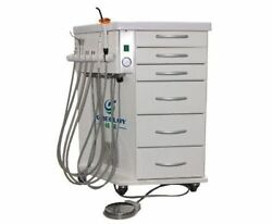 Greeloy Mobile Dental Delivery System Air Compressor 118Lmin 4H ZZLI-0026