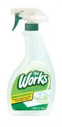 The Works Tub amp; Shower Cleaner 32 oz. Pack of 6 $30.81