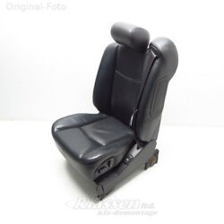 seat front Left CADILLAC SRX 07.04-12.08 leather seat heater