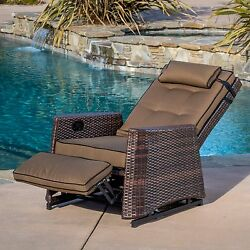 Patio Chair Cushions Clearance Cheap Reclining Furniture Wicker Pool Deck New