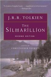 The Silmarillion by  J R R Tolkien paperback Book FREE SHIPPING  jrr