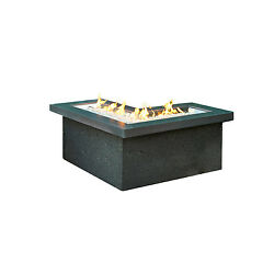 Outdoor GreatRoom Company The Pointe Fire Table
