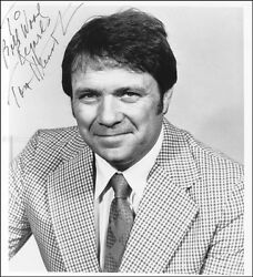 TOMMY HEINSOHN - INSCRIBED PHOTOGRAPH SIGNED