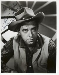 TOMMY FARRELL - INSCRIBED PHOTOGRAPH SIGNED