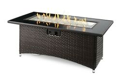 Outdoor GreatRoom Company Montego Fire Table Balsam