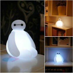 Baymax USB LED Lamps Night Light Lovely Big Hero 6 With Remote Control Toy Gift $24.99