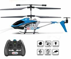 Haktoys HAK303 Mini 3.5 Channel RC Helicopter Ready to Fly w Gyro 2 Colors $41.97