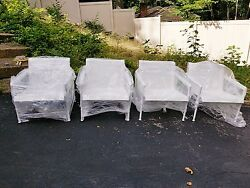 Knoll 1966 LOUNGE Arm Chair Richard Schultz Outdoor Collection Knoll Studio