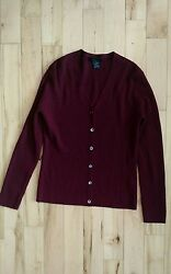 The Limited Womens M Wool Sweater Cardigan~ Good Used Condition