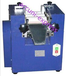 Three Roll Grinding Mill grinder machine lab with alumina ceramic roller a