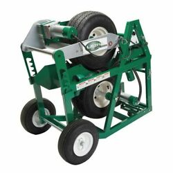 GREENLEE 6810 Electrical Cable Feeder3.5 In Dia115V