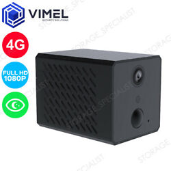 Home 4G Mini Security DV Remote Camera Compact Evidence IR Night Vision AU $259.00