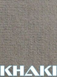 Outdoor Marine Boat Carpet - 20oz - 8.5' x 30' - Color: KHAKI
