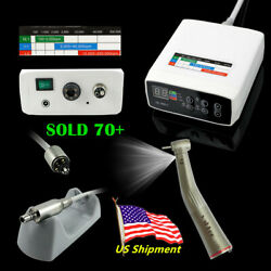CICADA NSK E TYPE Electric Dental Motor 1:5 High Speed Handpiece Contra Angle $519.99