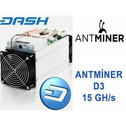 BITMAIN ANTMINER D3 WITH PSU NOVEMBER 21st - 30th PRE-ORDER - PROOF OF PURCHASE