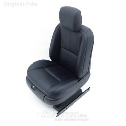 seat front Left Mercedes S-Class W221 RHD Right Hand Drive 201A leather