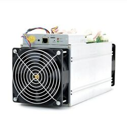 AntMiner D3 17GHs X11 ASIC Dash Miner & APW3++ INCLUDED